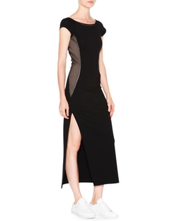 Callens - Cap-Sleeve Ballet Dress