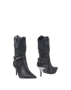Evidence - Leather Ankle Boots