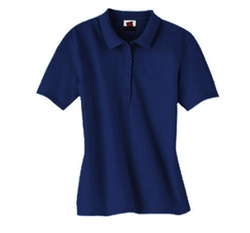 Hanes  - Stedman Cotton Pique Polo Top
