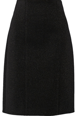 3.1 Phillip Lim - Metallic-Coated Jersey Pencil Skirt