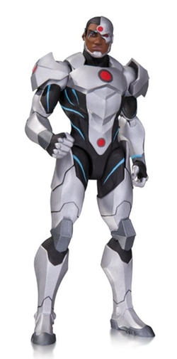DC Collectibles  - Justice League War: Cyborg Action Figure