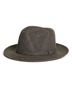 Brooks Brothers - Wool Fedora Hat