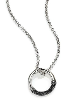 John Hardy - Round Small Pendant Necklace
