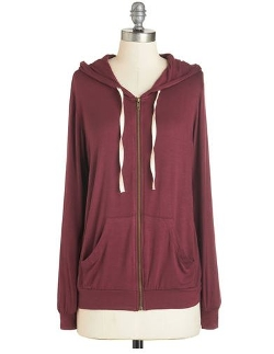 ModCloth - Layers Well with Others Hoodie