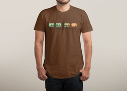 Threadless - Early Morning Breakout Shirt