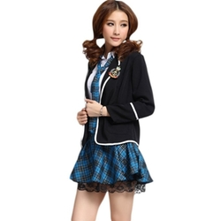 Vilavi - Japanese School Uniform Costume