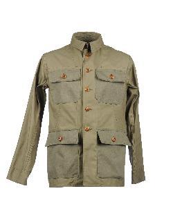 Nigel Cabourn - Mid-Length Jacket