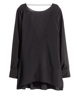 H&M - Flared Blouse