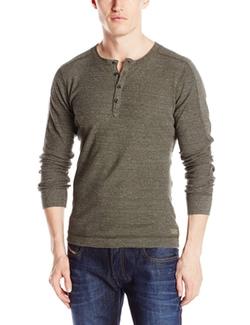 Diesel - T-Serak Solid Long-Sleeve T-Shirt