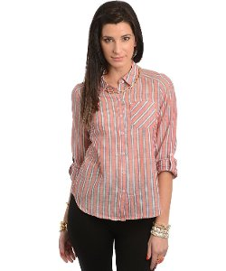 Stanzino - Slim fit Button Down Shirt