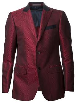 MOSCHINO  - diamond print suit