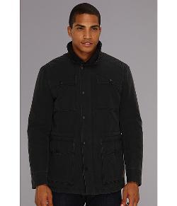 Ben Sherman - Carbon Coated Four Pocket Field Jacket