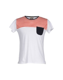 Molo Eleven - Stripe Pocket T-Shirt