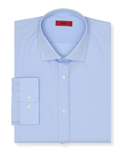 Hugo - Enderson-X Broadcloth Solid Dress Shirt
