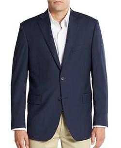 Saks Fifth Avenue - Slim-Fit Wool Sportcoat
