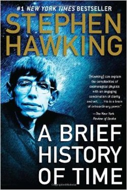 Stephen Hawking - A Brief History of Time Paperback Book
