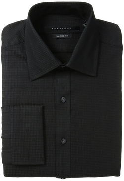 Sean John - Tailored Fit Textured Check