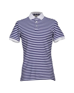 Alain - Stripe Polo Shirt