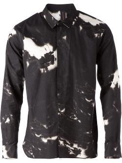 Mihara Yasuhiro  - Bleach Effect Shirt