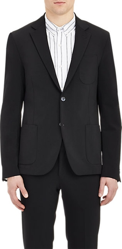 Barneys New York - Stretch Two-Button Sportcoat