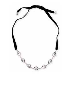 Lulu Frost - Proxima Velvet Choker Necklace