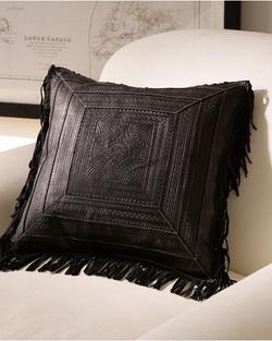 Ralph Lauren Home - Pinyon Fringe Throw Pillow