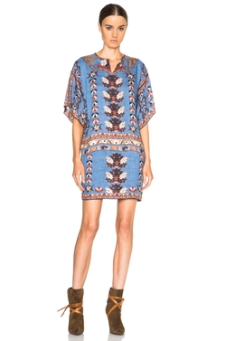 Isabel Marant  - Sully Printed Story Dress