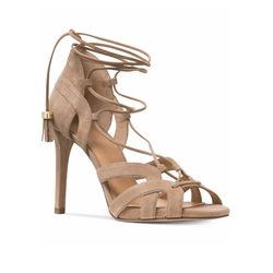 Michael Kors - Mirabel Lace-Up Dress Sandals