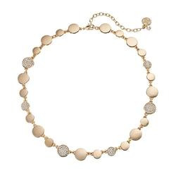 Dana Buchman - Disc Collar Necklace