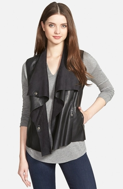 Kut From The Kloth  - Veronica Faux Leather Vest