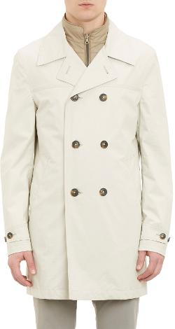 FAY  - Zip-Out Dicky Raincoat