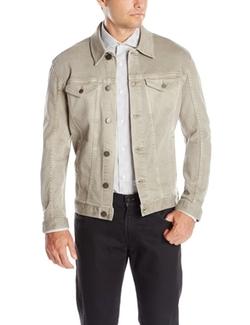 Calvin Klein Jeans - Garment Dyedslub Twill Trucker Jacket