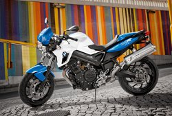 BMW - F 800 R Motorcycle