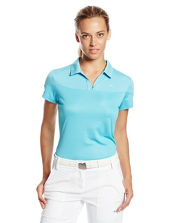 Puma - V Neck Polo Shirt