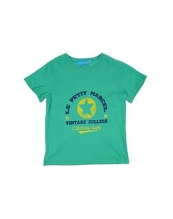 Little Marcel - Short Sleeve T-Shirt