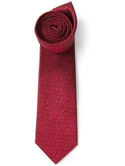 Lanvin - Logo Print Tie