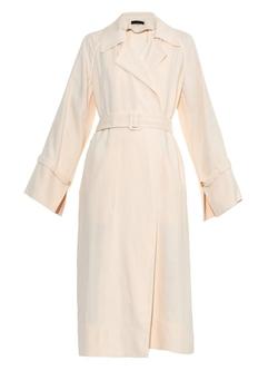 The Row  - Lana Shantung Trench Coat
