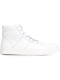 Marc Jacobs - Lace-Up Hi-Top Sneakers