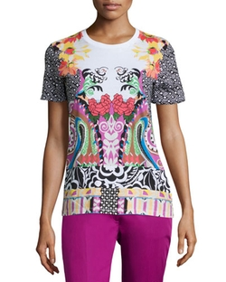Etro  - Matisse Short-Sleeve T-Shirt