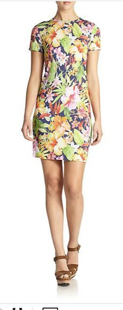 Polo Ralph Lauren - Floral T-Shirt Dress