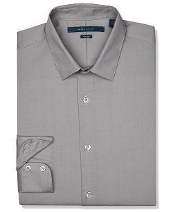 Perry Ellis - Twill Non-Iron Shirt