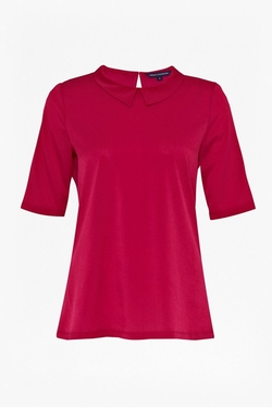 French Connection - Classic Polly Collared Top