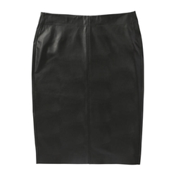 Joe Fresh - Faux Leather Pencil Skirt