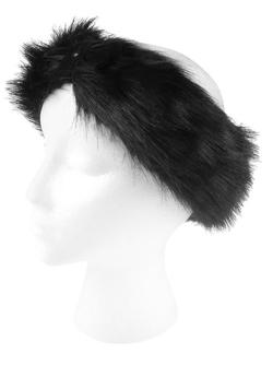 Capelli New York  - Faux Fur Head Wrap