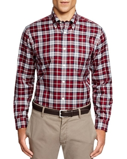 Brooks Brothers  - Blanket Plaid Button Down Shirt