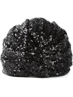 Saint Laurent  - Turban Style Hat