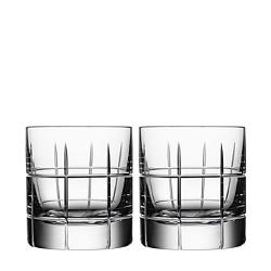 Jan Johansson  - Orrefors Street Specialty Drinkware Whiskey Glass