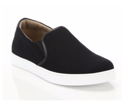 Gianvito Rossi - Low-Top Slip-On Sneakers