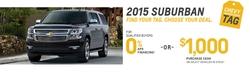Chevrolet - Suburban SUV