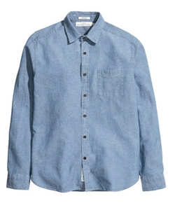 H&M - Regular Fit Cotton Shirt